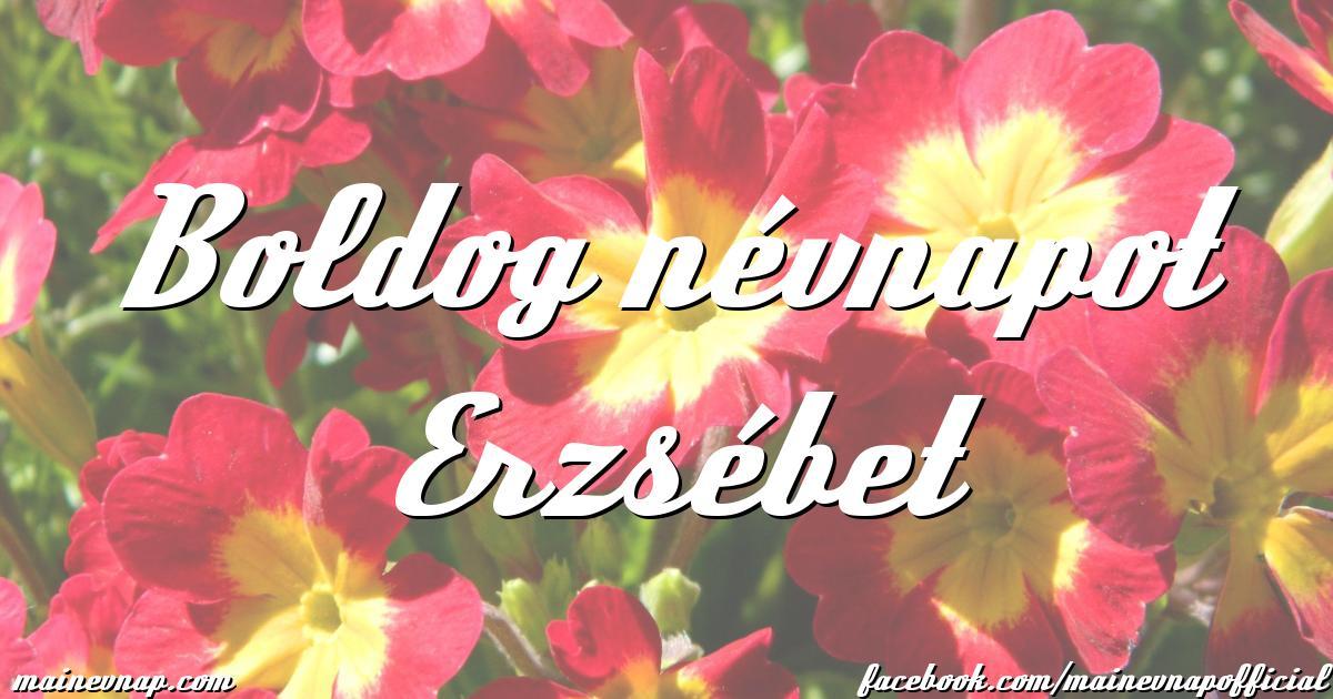 boldog névnapot erzsébet Boldog névnapot Erzsébet boldog névnapot erzsébet